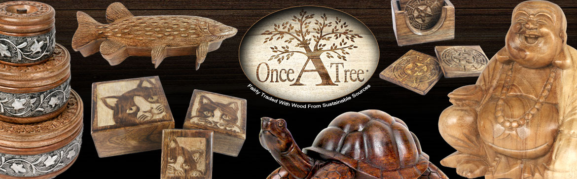 Once A Tree